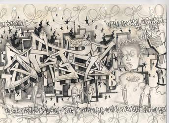 Graffiti  by OperationCondor