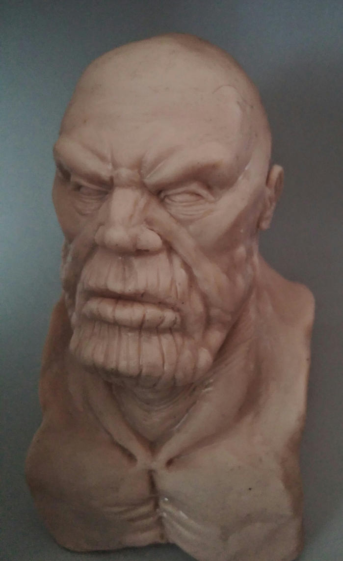 Thanos WIP by likaon0303