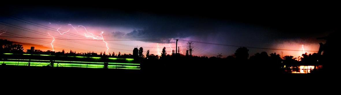 lightning by JamesFlynn23