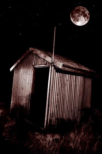 Little Hut by JamesFlynn23