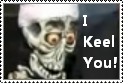 Achmed Stamp by TheCynicalPoet