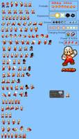 MLSS - Fire Mario