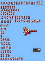 MLSS - Propeller Mario by TheCynicalPoet