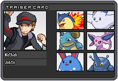Journey Through Johto - Trainer I.D. by TheCynicalPoet