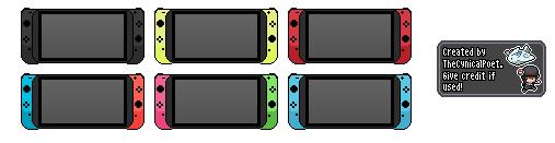 Nintendo Switch by TheCynicalPoet