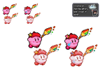 Being Creative - Artist Kirby Sprite