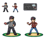A Road of Progress - Trainer Nathan Sprite