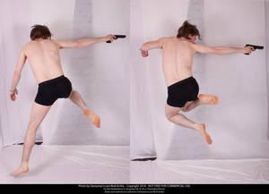 Pistol Stances 11