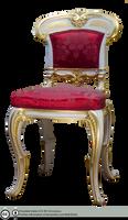 Ornate Chair (Precut) 02