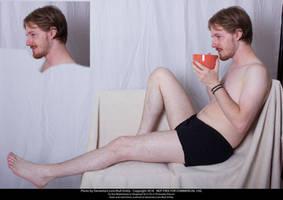 Hot Cuppa Sitting 10 by Null-Entity