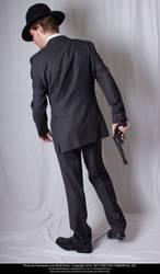 Sharp Dressed Hitman 04