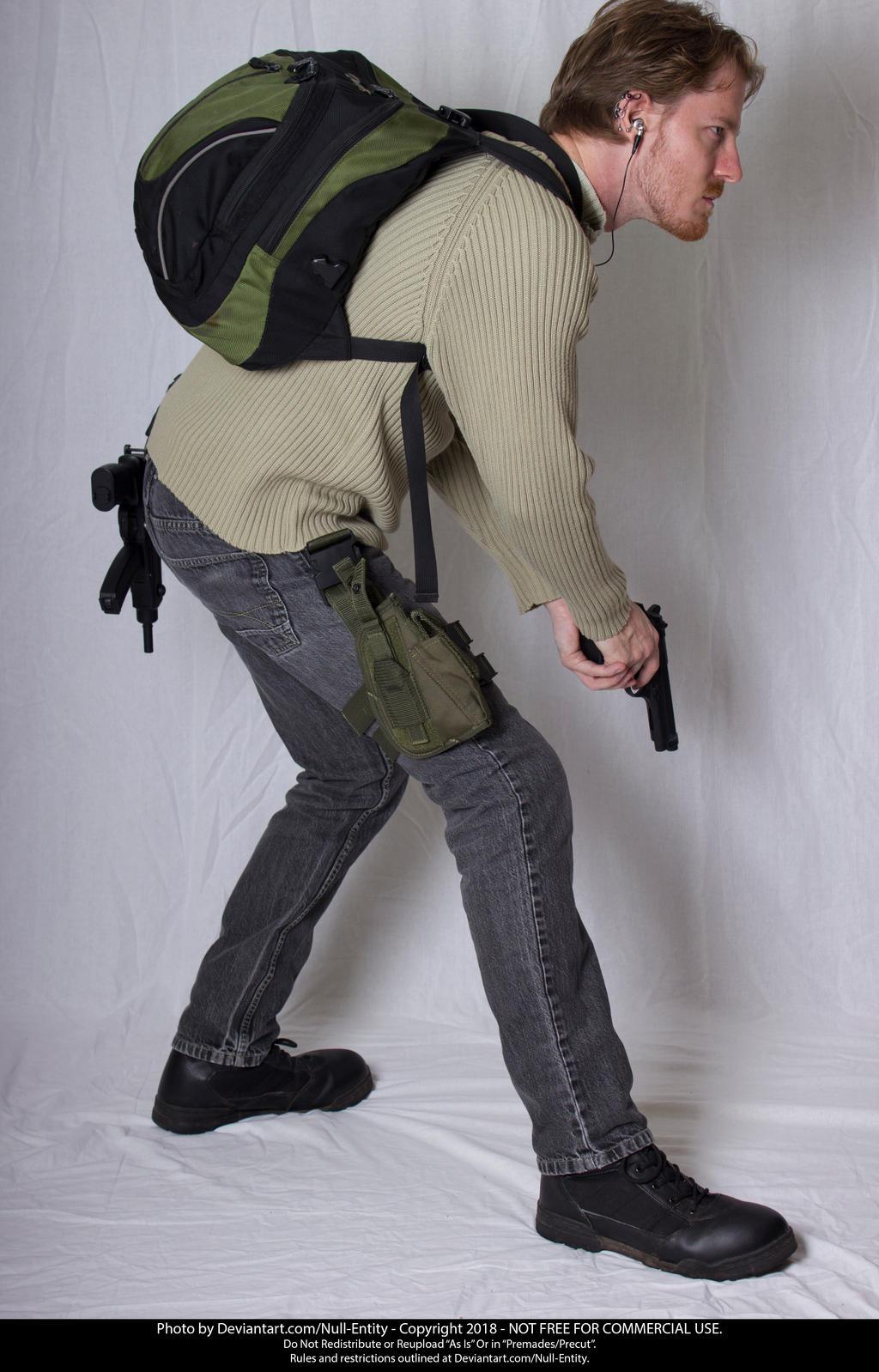 Agent Man Baretta 03