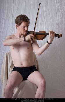 Violin (Playing) 06