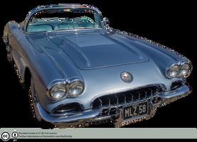 Corvette (Precut)