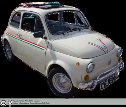Fiat 500 (Precut)