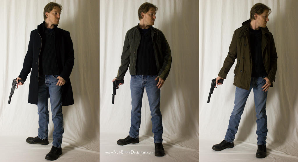 Jacket Variations Test by Null-Entity