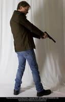 Gun Man 05 by Null-Entity