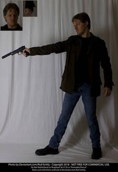 Gun Man 01