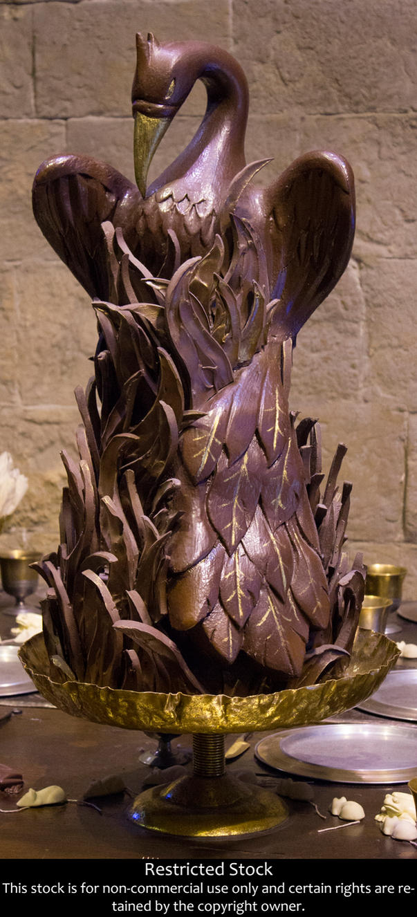 Yule Ball Chocolate Phoenix (RESTRICTED) by Null-Entity
