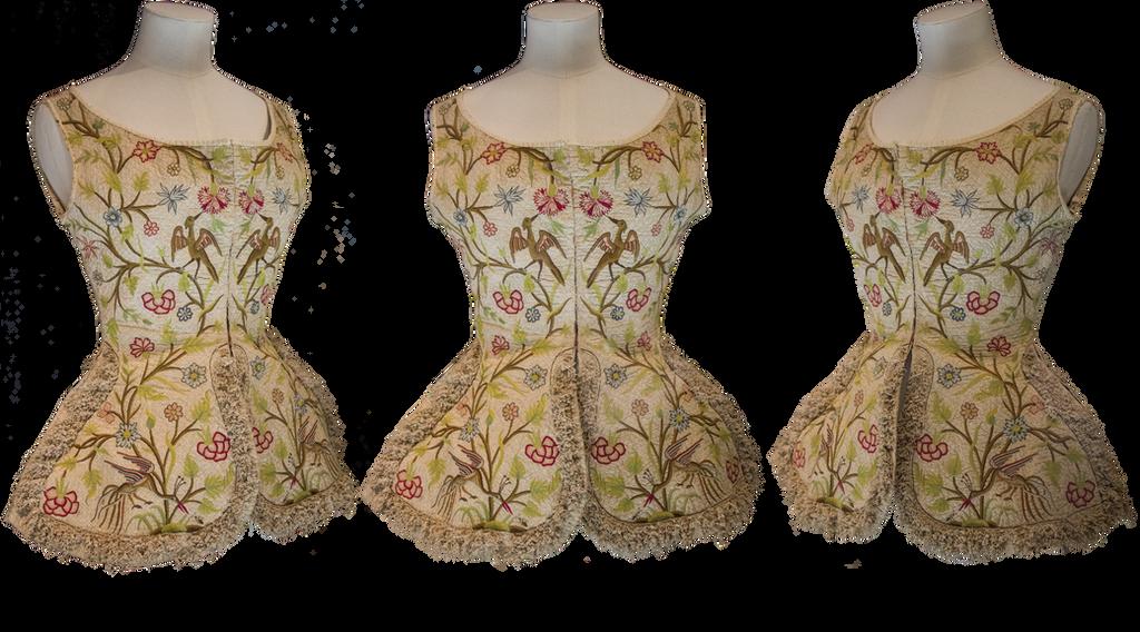 1700s Waistcoat (Precut) by Null-Entity