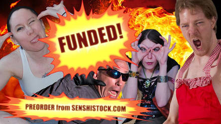 EPIC Stock Shoot Funded - Paypal Pre Order Now!!