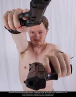 Pistols (Forshortening) 11 by Null-Entity