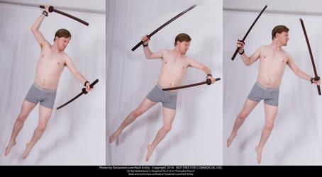 Dual Swords Sheet 02