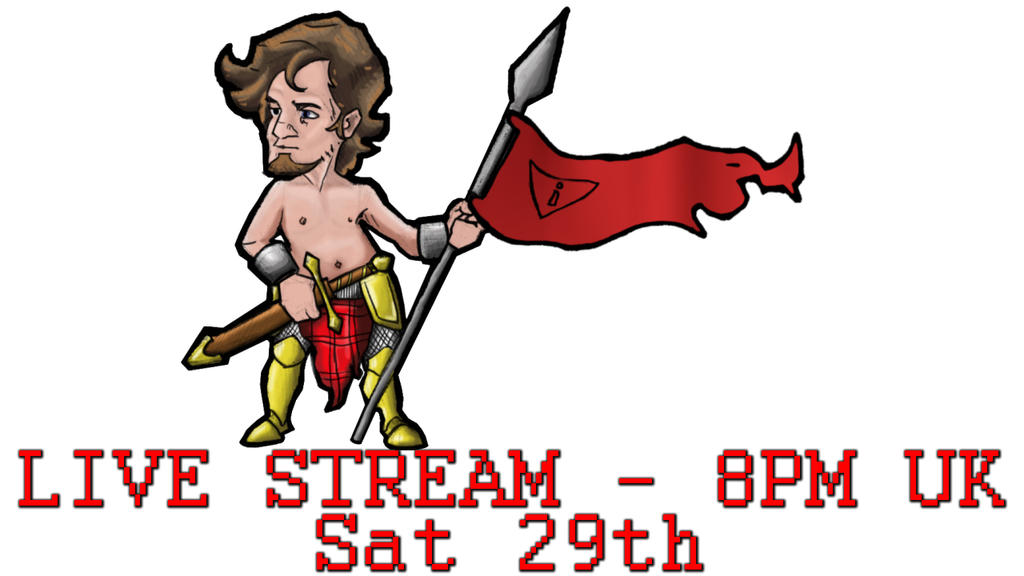 Live Stream - 16th Jan at 10pm UK Time. by Null-Entity