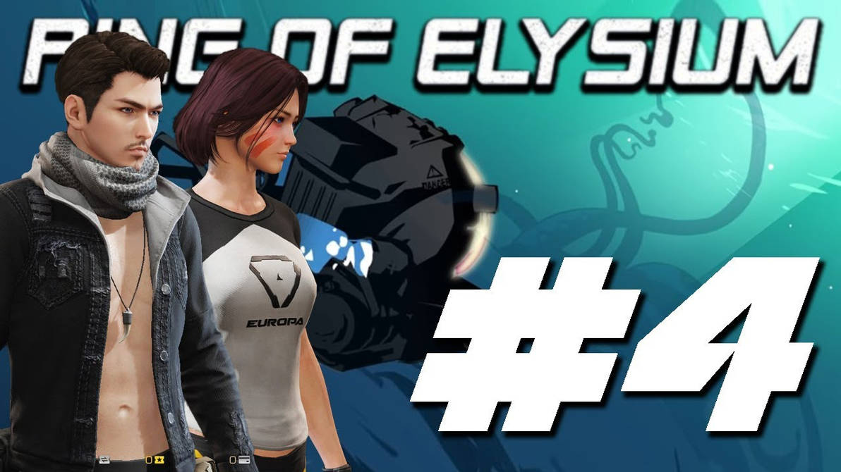 Ring Of Elysium #4 - The Kraken Awakes!!!! by Null-Entity