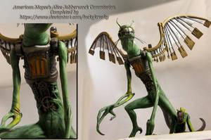 AMA: Jabberwock Sculpture/Commissioned #4