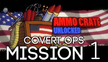 Broforce -  COVERT OPS MISSION 1