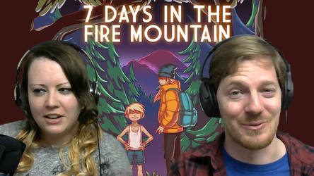 7 Days In The Fire Mountain - Camping..With SOULS!
