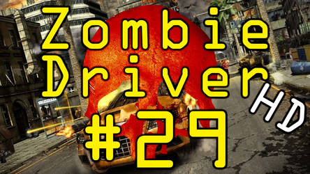 Zombie Driver HD - Mission 29 - Retreat