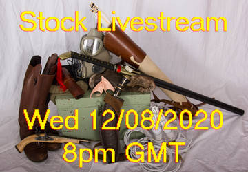 Live Stream TODAY!