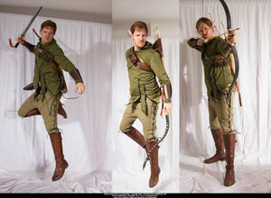 Elven Ranger Sheet 01