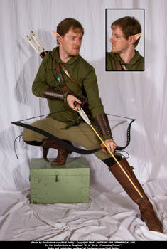 Elven Ranger 003