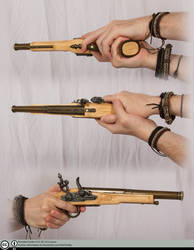 Hand Reference - FlintLock 02