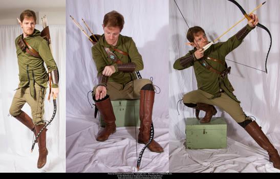 Elven Ranger Sheet 26