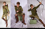 Elven Ranger Sheet 03