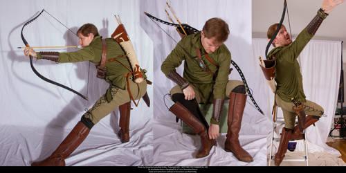 Elven Ranger Sheet 06