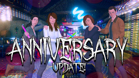 Phasmophobia #Anniversary Update!!! - PARTY ON!!