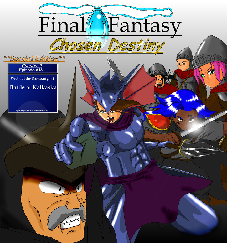 FFCD Epsd 18 SE Title page by Reagen-Lionel