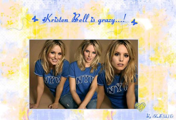 Wallpaper Kristen Bell