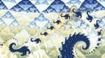 Hokusai by FarDareisMai