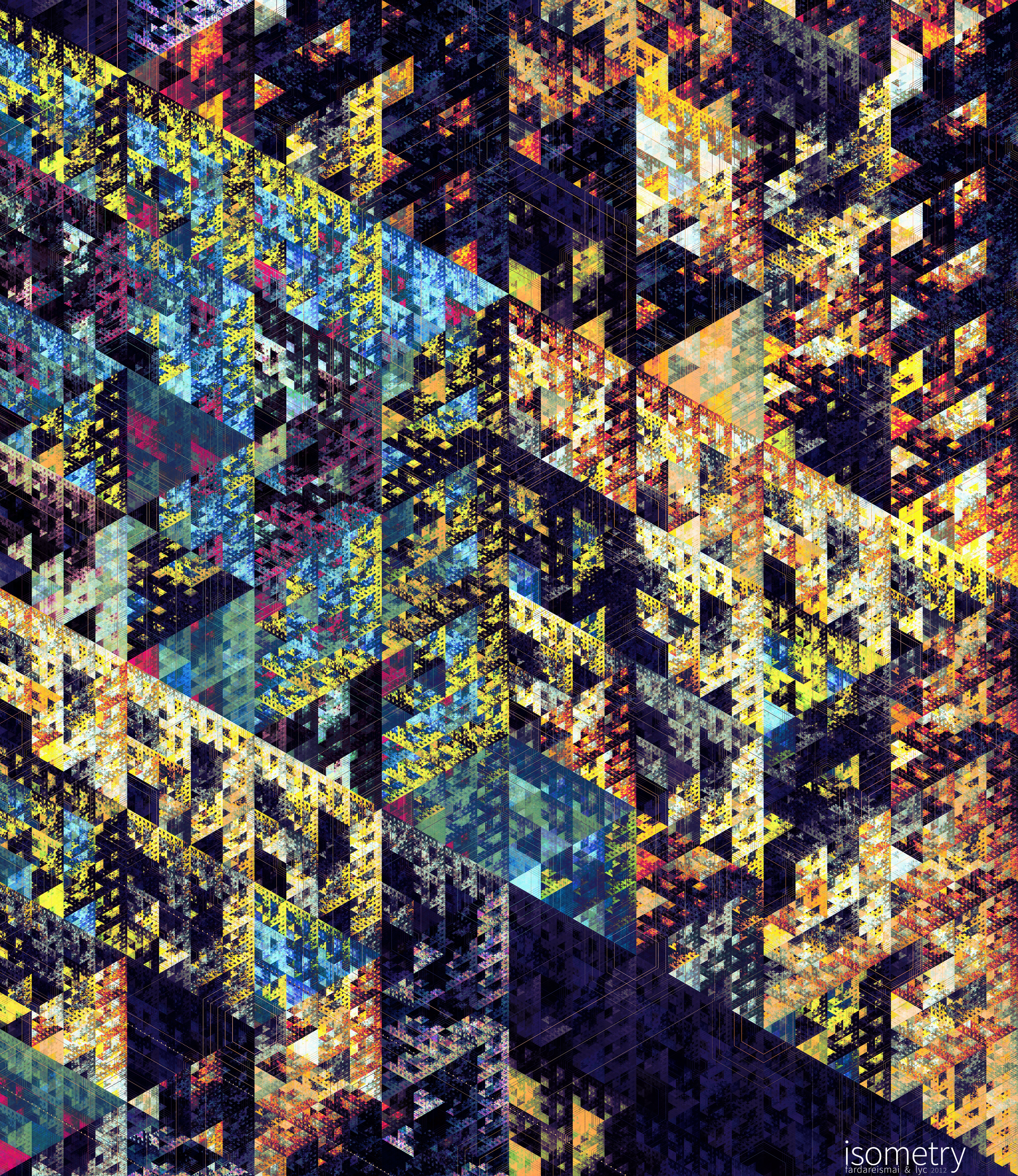 Isometry by FarDareisMai