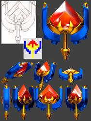 Boss Galaxian Remastered by Geibuchan