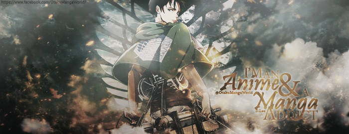 Cover of Levi Ackerman [REQUESTED]