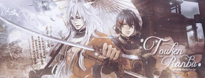 Kogitsunemaru y Mikazuki (Touken Ranbu) [PEDIDO]