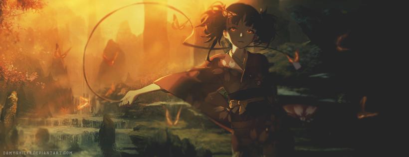 Mumei(Hozumi) Koutetsujou no Kabaneri by DamyshiLee