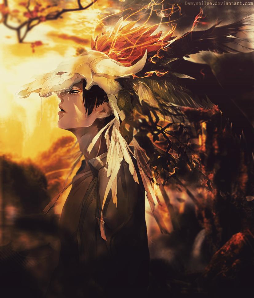 Anime Boy by DamyshiLee